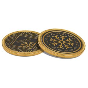 Branded Chocolate Coins for Events