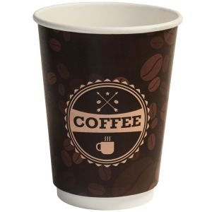 Custom Printed Eco Paper Coffee Cups at Great Low Prices