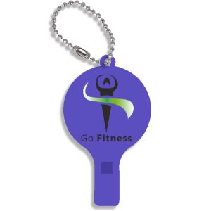 Promotional Whistle Keyrings for Sporting Events