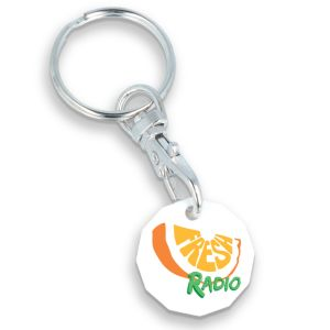 Branded Trolley Coins for Merchandise Ideas
