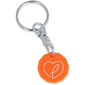 Custom Branded Locker Coins for Charity Merchandise
