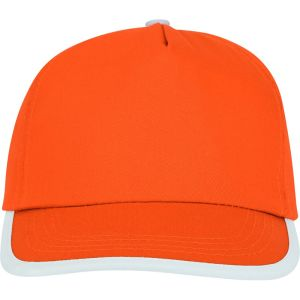 Branded Baseball Caps for Events Front