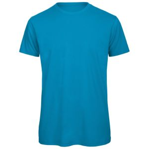 Organic Cotton Promotional T-Shirt In Blue