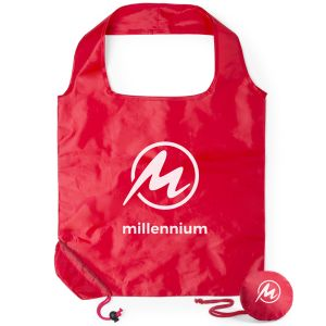Corporate Branded Foldable Bags with Your Company Logo