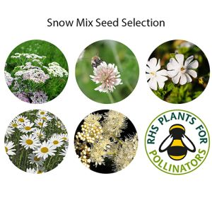 Snow Mix Bio Grow Pouches for eco friendly promotional merchandise