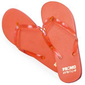 Flip Flops in Orange