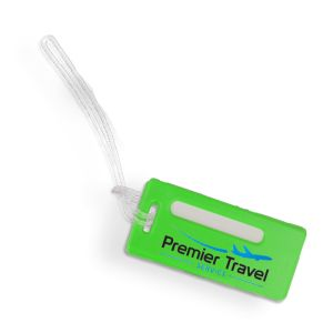 Recycled luggage tags at great low prices