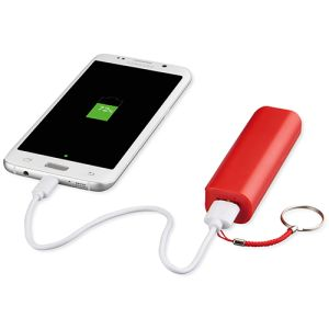 Personalised power banks for merchandise ideas