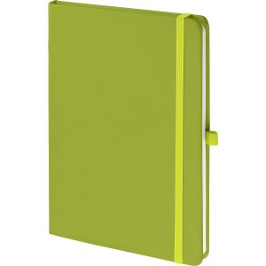 Promotional Notebooks In Lime Green