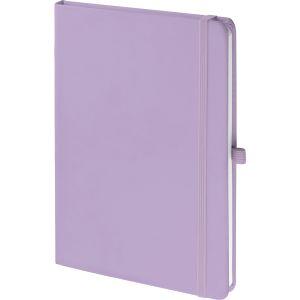 Pastel Purple Mood Printed Notebooks