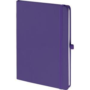 Purple Branded Notebooks