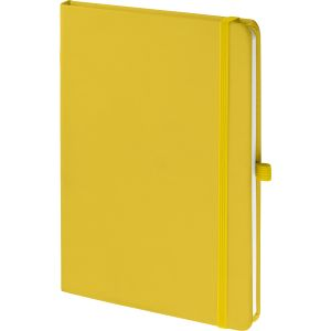Promotional A5 Notebooks In Yellow