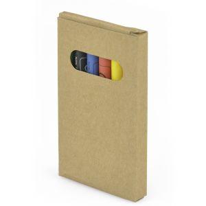 Printed crayons box