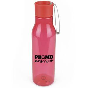 Red Branded Water Bottle