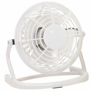 Personalised Fan In White