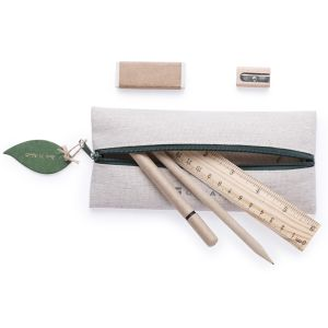Eco-Friendly Personalised Pencil Case Set
