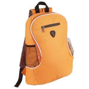 Branded Sports Bag In Orange