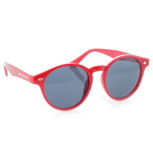 Circular Promotional Sunglasses In Red