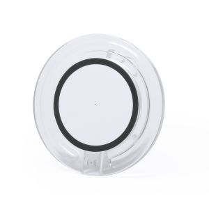 Promotional Wireless Charger in Black