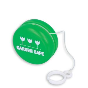 Promotional yo-yos and other low cost branded gifts