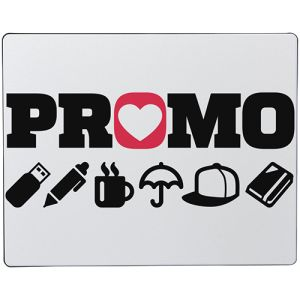 Branded mouse mats for schools and colleges