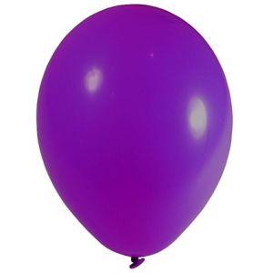 Purple Promotional Balloons