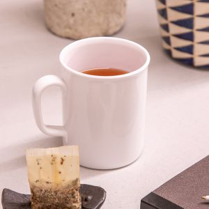 Branded Plastic Mugs Made From Recycled Materials