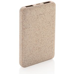 Promotional Power Bank With Dual USB Slots