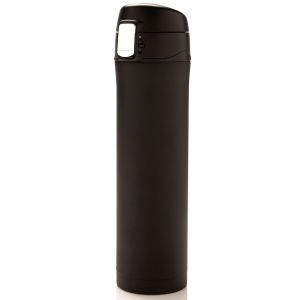 Easy Lock Vacuum Flasks In Black