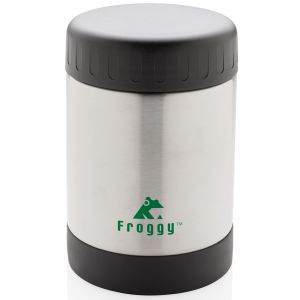 Vacuum Insulated Steel Promotional Food Flask
