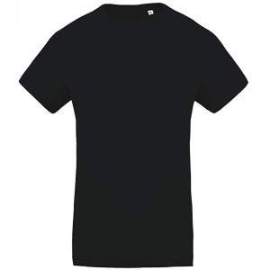 Organic Cotton Promotional T-Shirts In Navy