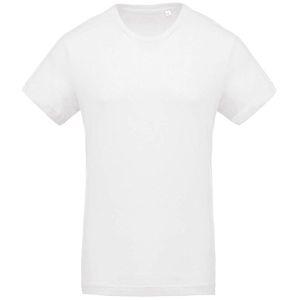 Kariban Organic Cotton T-Shirts In White