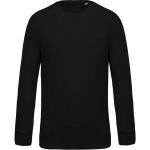 Organic Cotton Sweatshirts In Black