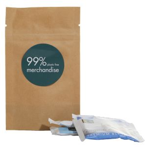 Biodegradable Kraft Tea Packs