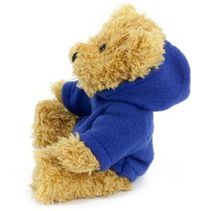 20cm Sparkie Bear with Blue Hoody