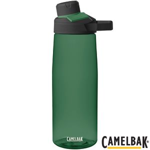 750ml Camelbak Printed Sports Bottle in Hunter Green