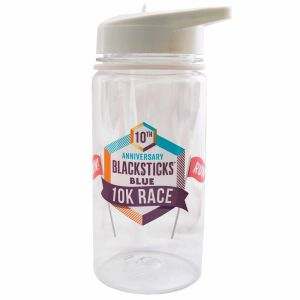 Branded 500ml Aqua Hydrate Water Bottle for Corporate Giveaways