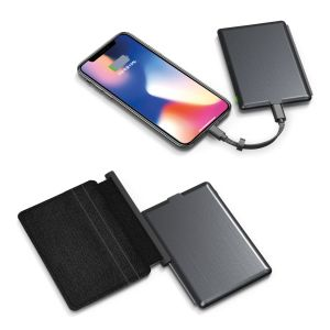 Branded power bank as a practical business gift