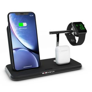 Branded Wireless Charging Stations with Your Logo