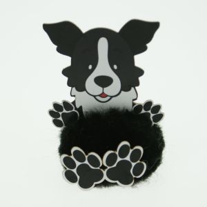 Promotional Border Collie Dog Message Bugs