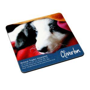 Promotional Coaster with AntiBug protection