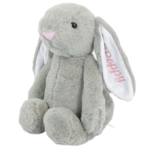 Promotional 30cm Flopsy Bunny with your company logo