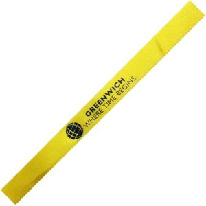 12mm Continuous Ribbon in Yellow
