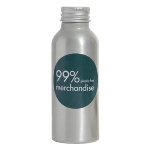 Promotional 100ml Hand Wash in a Recycled Aluminium Bottle