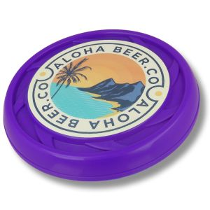 Logo printed flying discs as fun summer giveaways