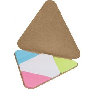 Promotional Triangle Sticky Note Pads