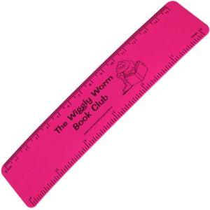 Custom printed ruler for office merchandise