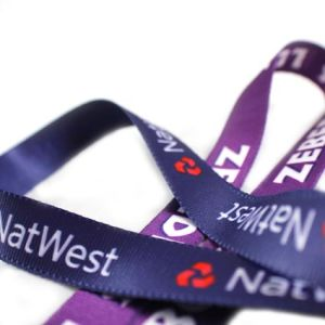 Custom printed lanyards for workplaces