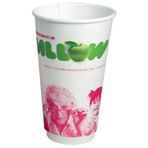 16oz Double Wall Paper Cups