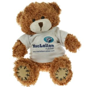 Printed teddy bears for merchandise ideas
